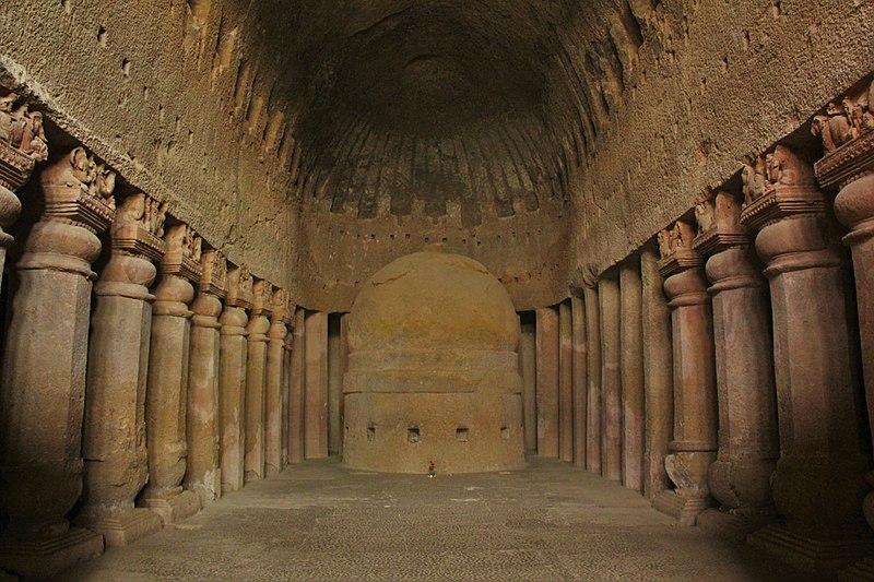 Kanheri Caves Stupa