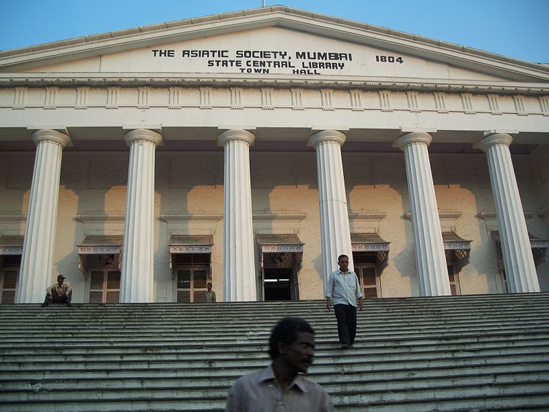 Town Hall and Asiatic Society